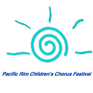 Pacific Rim Children's Chorus Festival logo