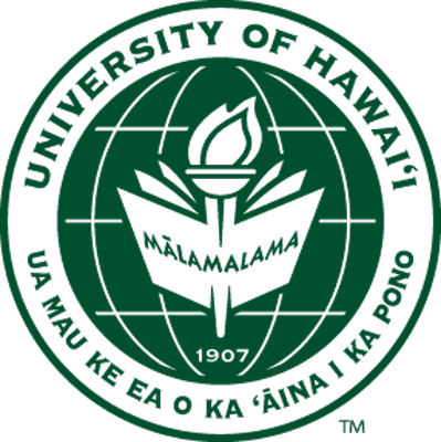 The seal of the University of Hawaii at Manoa